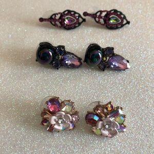 Betsey Johnson Earring Lot